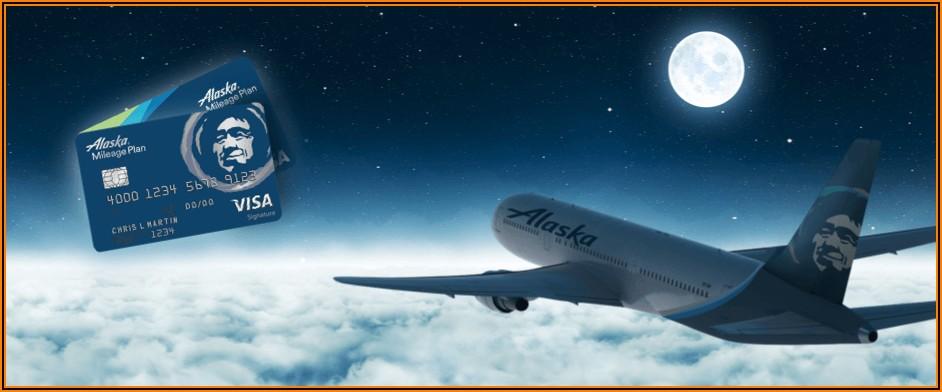 Alaska Airlines Business Credit Card Referral