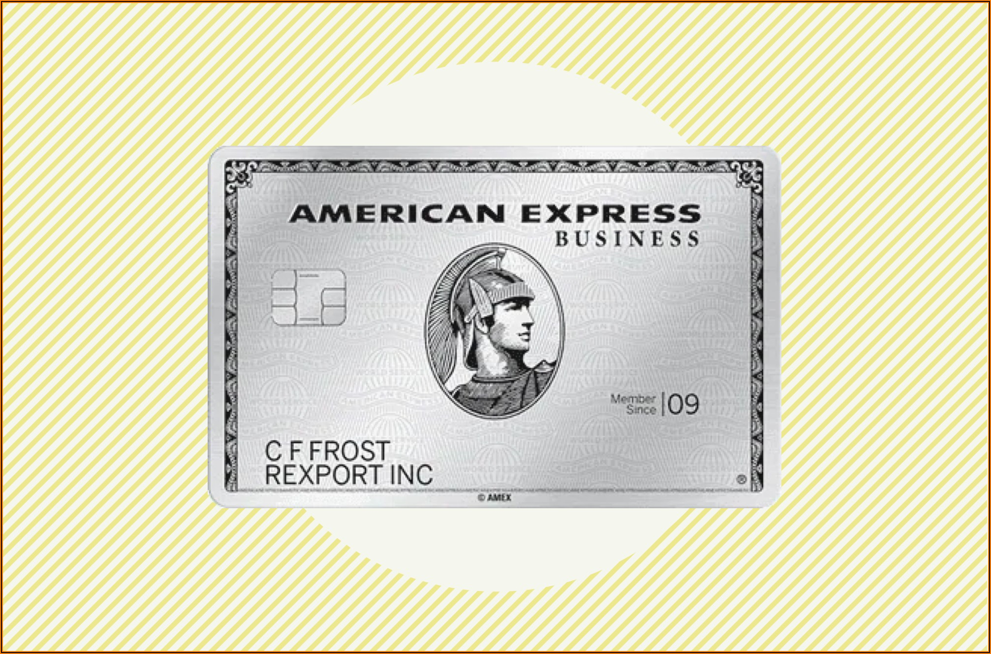 Applying For An Amex Business Card