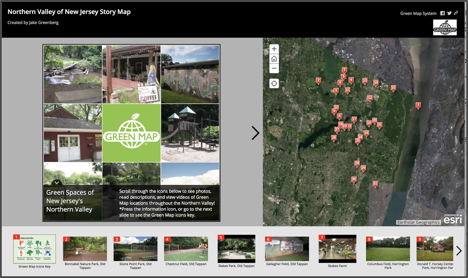 Arcgis Online Story Maps Tutorial