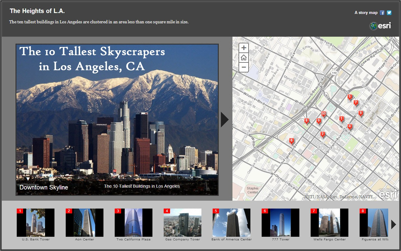 Arcgis Story Map Free