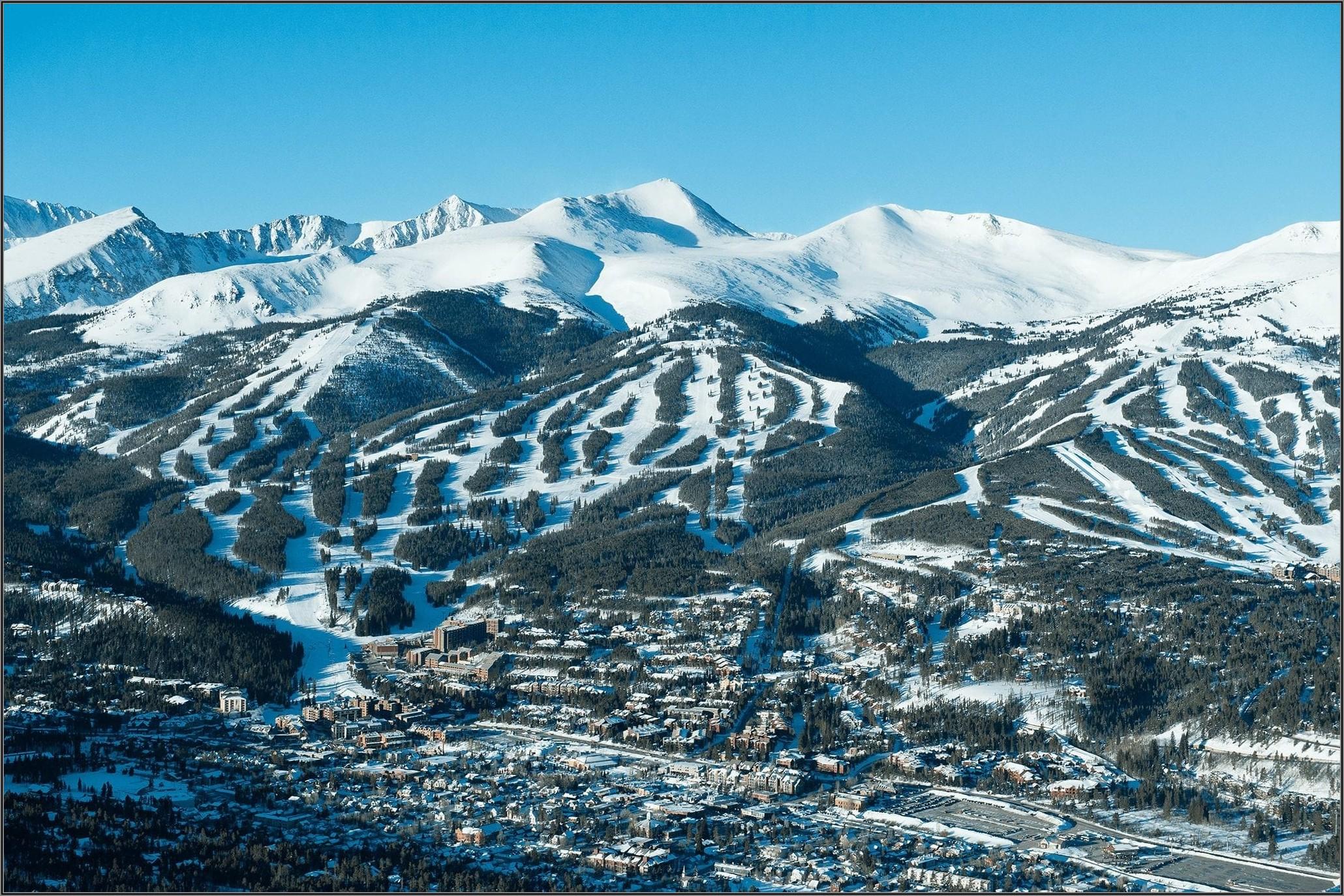 Breckenridge Ski Trail Map Pdf