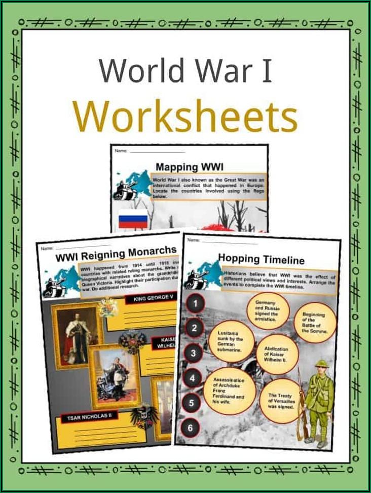 Causes Of Ww2 Timeline