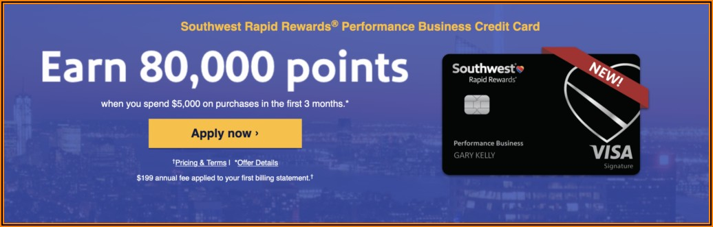 Chase Southwest Business Card Customer Service