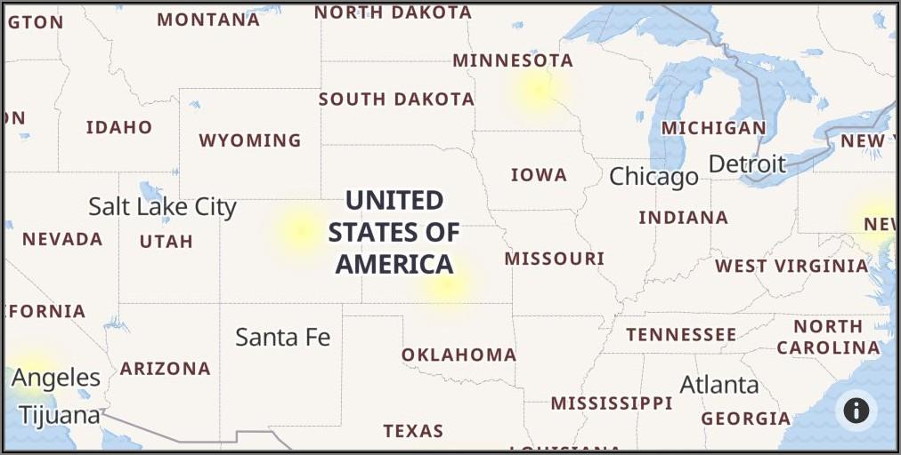 Comcast Internet Outage Map Denver