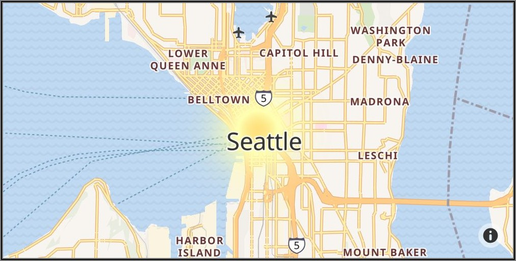 Comcast Service Outage Map Seattle