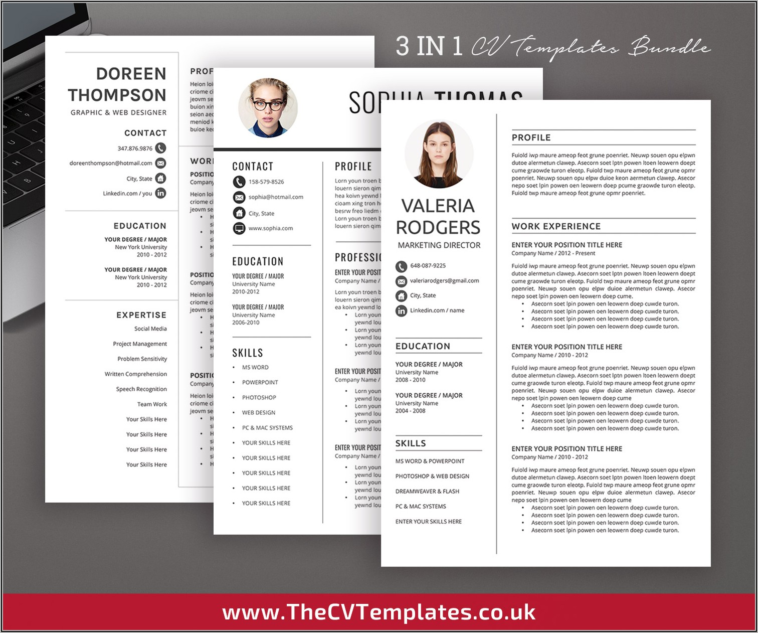 Cv Template Pages Mac Download