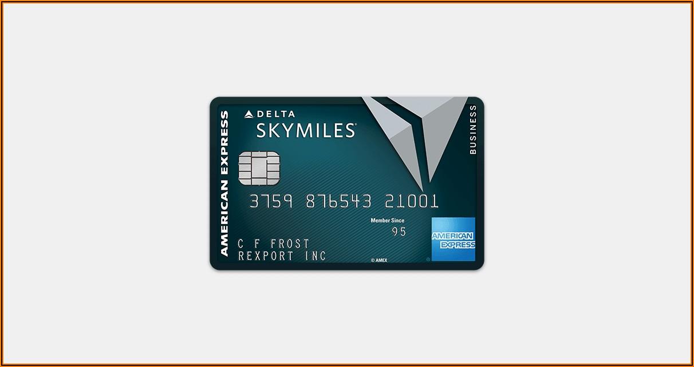 Delta Reserve Business Card Bonus