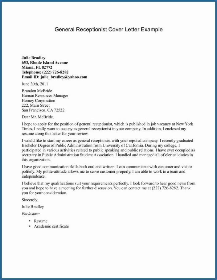 Dental Assistant Cover Letter Samples