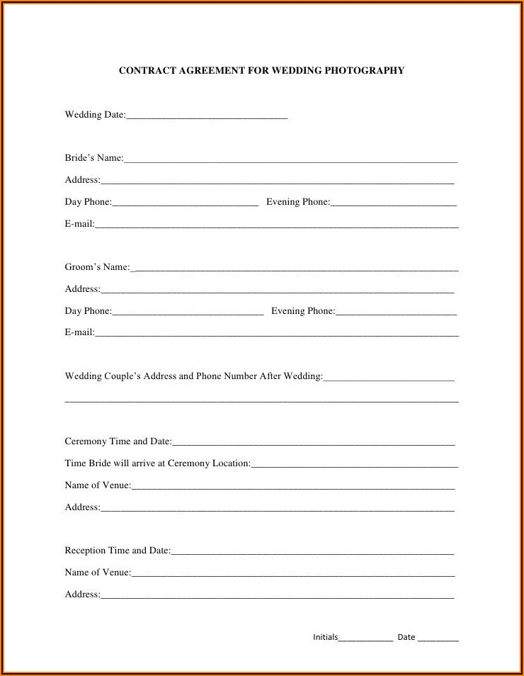Employee Daily Sign In Sheet Template