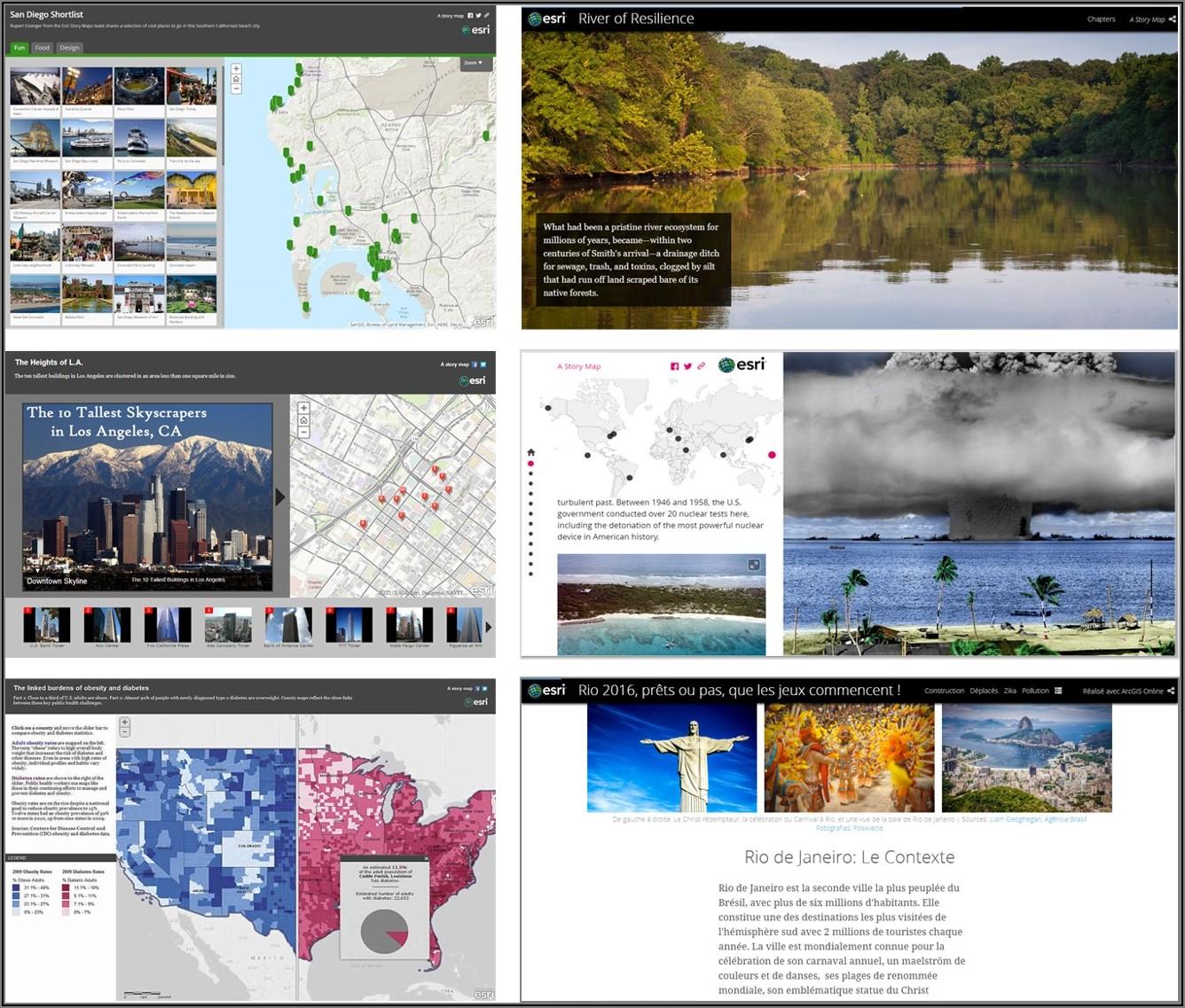 Esri Story Maps Tutorial