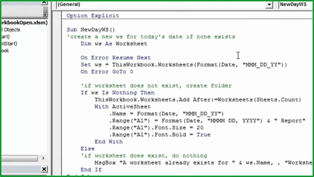 Excel Vba Open Workbook Save As