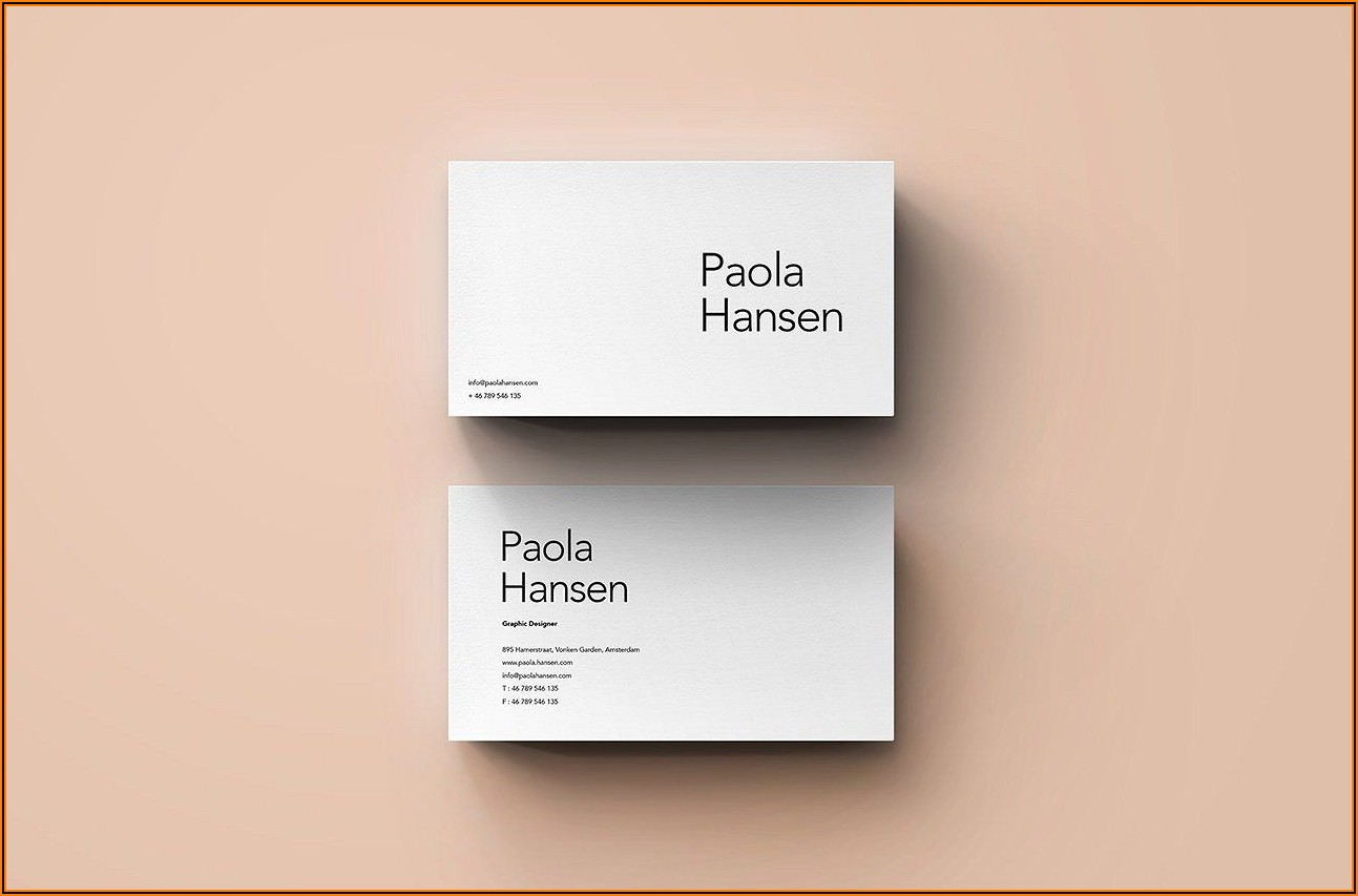 Free Avery Business Card Templates Open Office