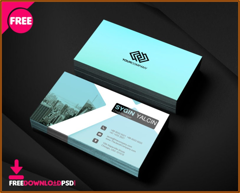 Free Notary Public Business Card Templates