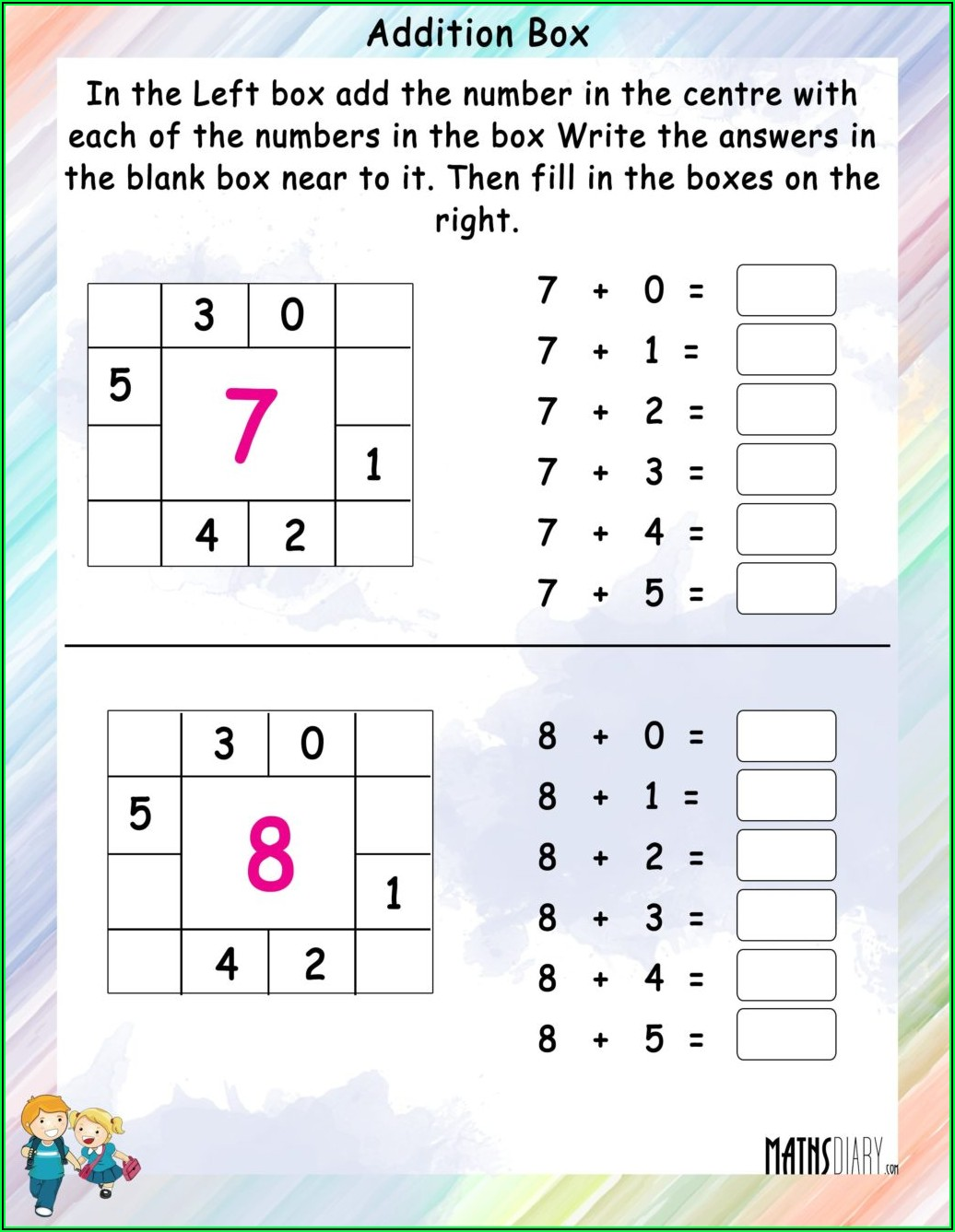 Grade 5 Math Worksheets And Answers