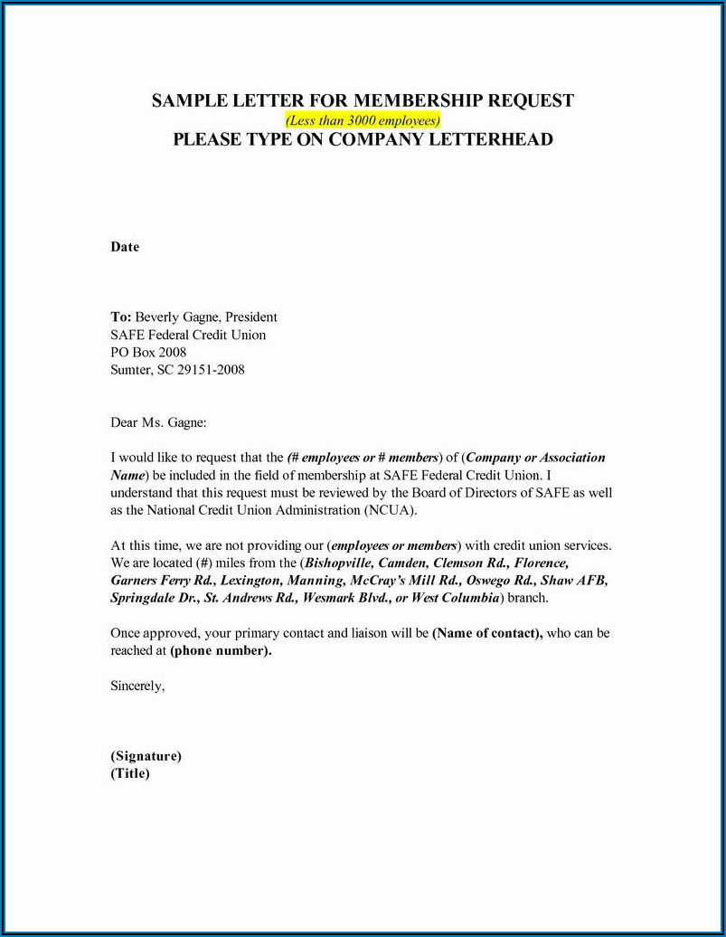 Gym Membership Cancellation Letter Planet Fitness Template