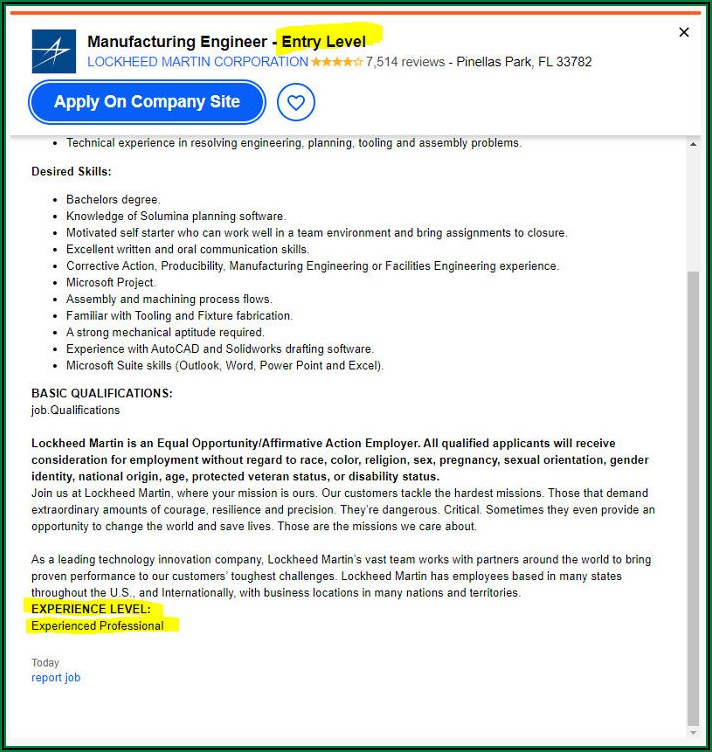 Lockheed Martin Hiring Process Reddit