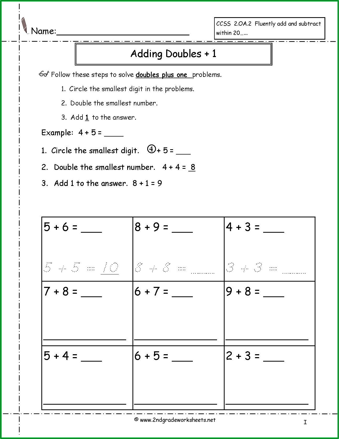 Math Addition Worksheets With Pictures