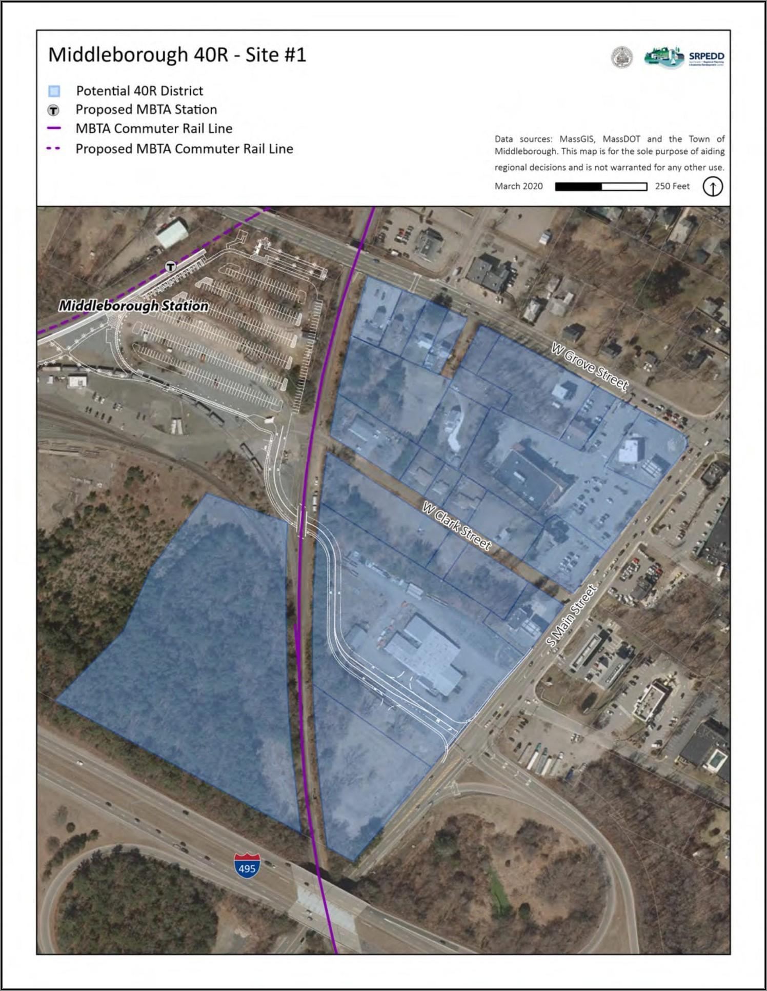 Mbta Commuter Rail Map Overlay
