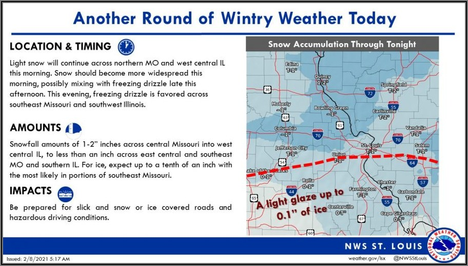 Modot Road Conditions Map Today