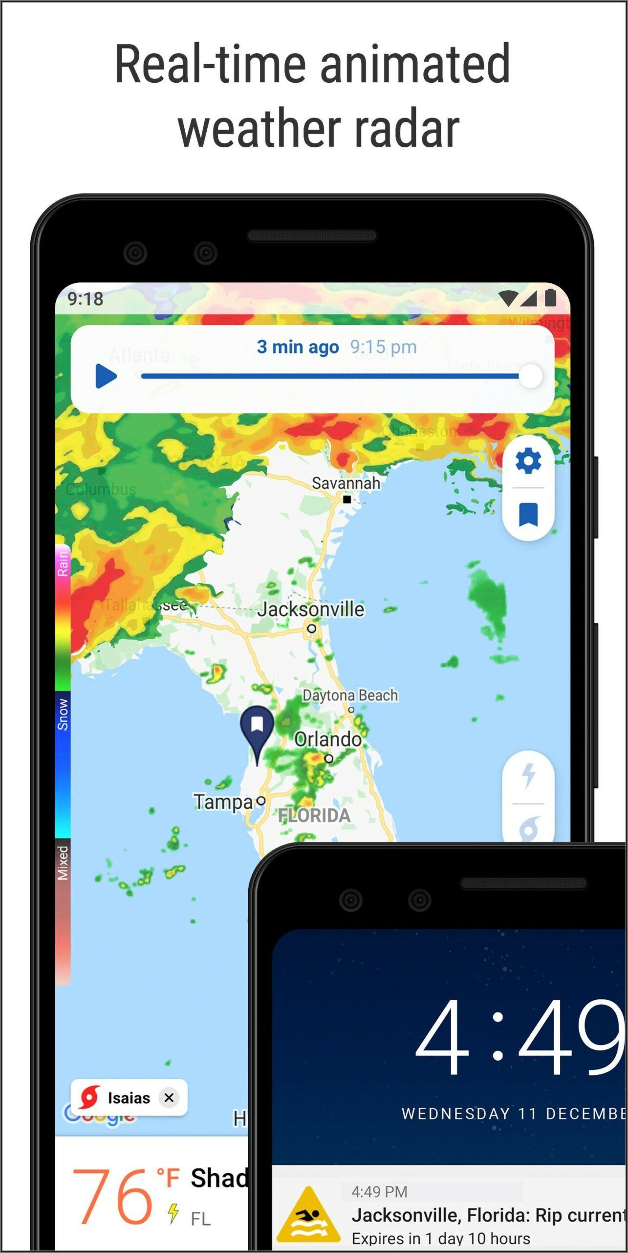 Noaa Weather Radar Jacksonville Florida