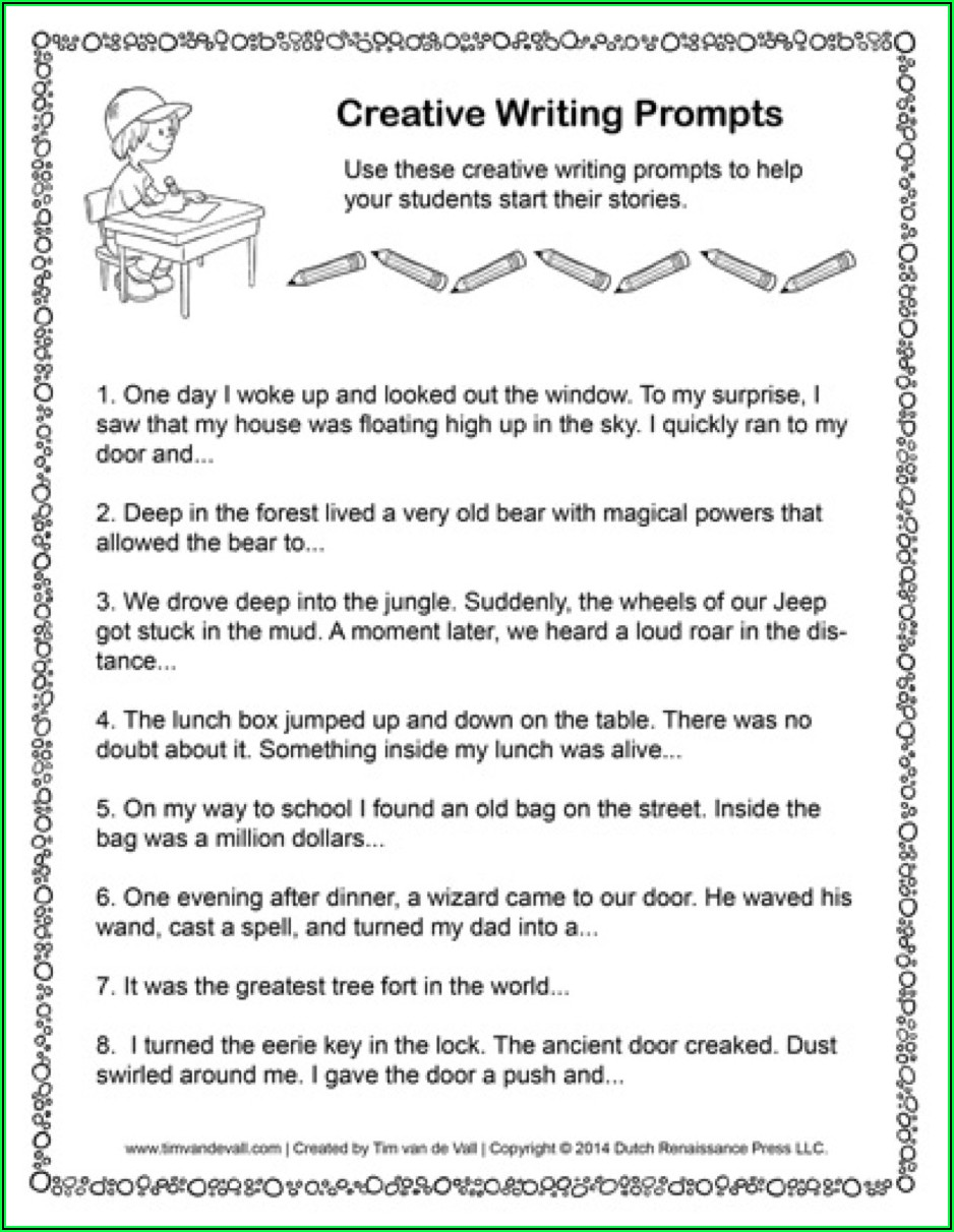 Outstanding Creative Writing Lesson Ks3