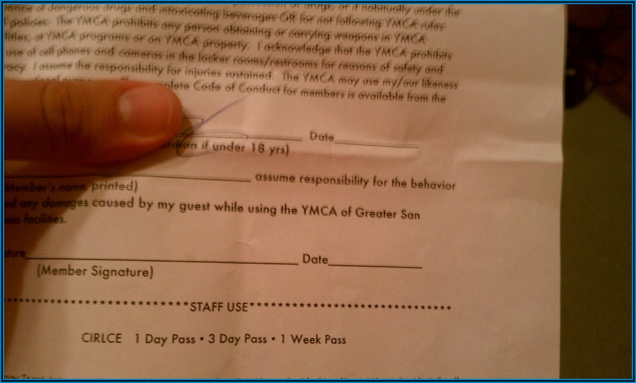 Planet Fitness Membership Cancellation Letter Sample