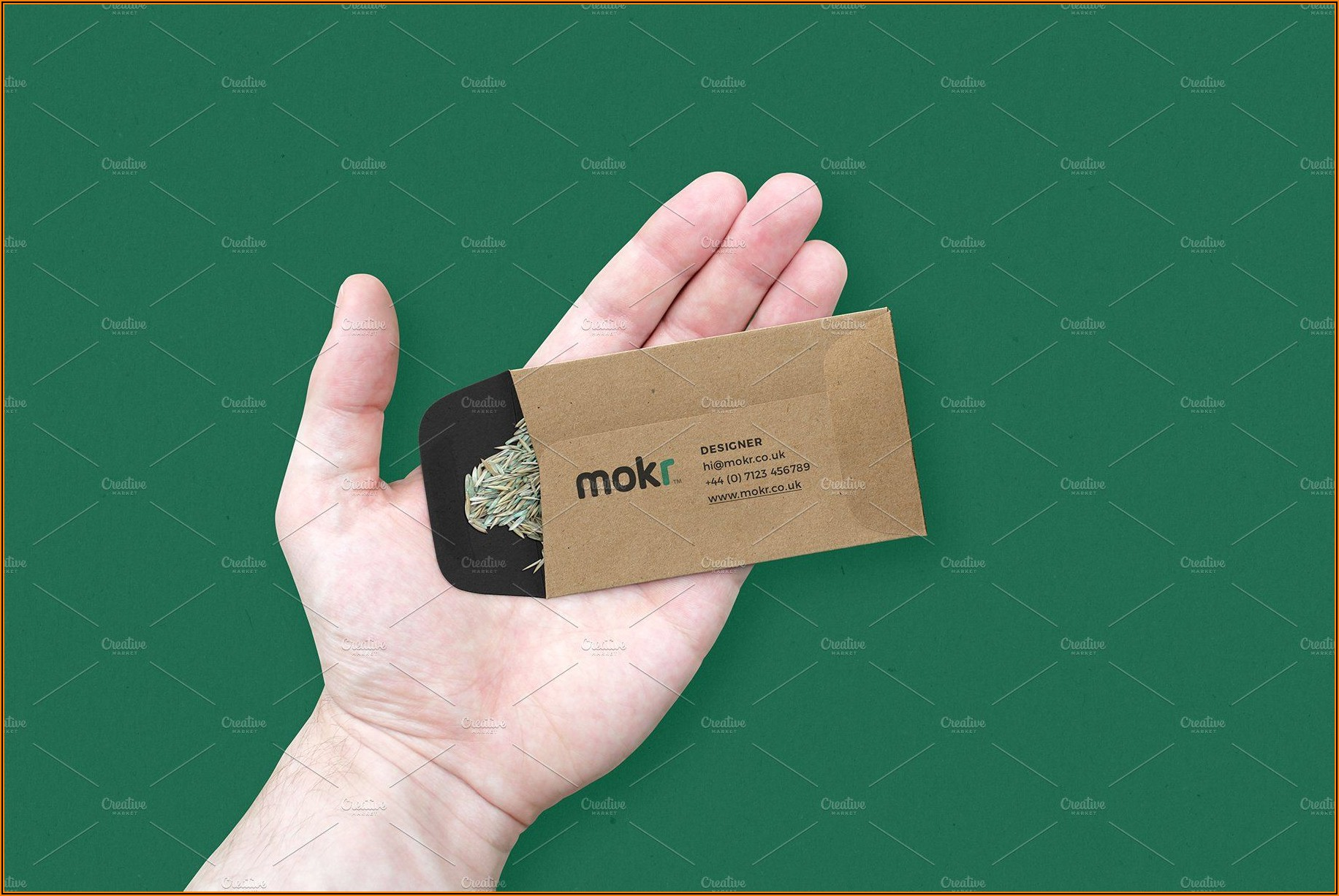 Plantable Business Cards Uk
