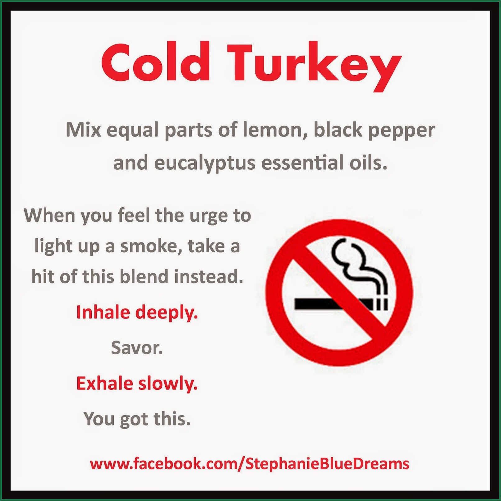 Quit Smoking Cold Turkey Withdrawal Timeline