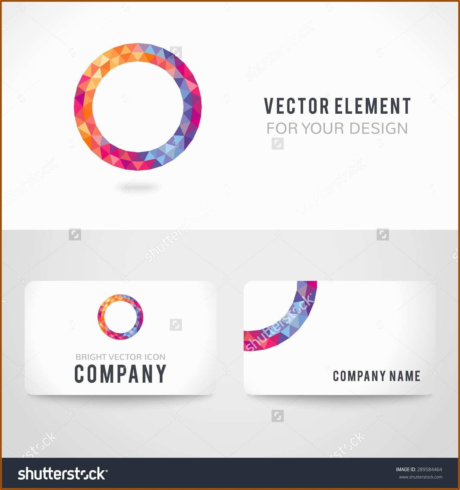 Royal Brites Business Cards Template