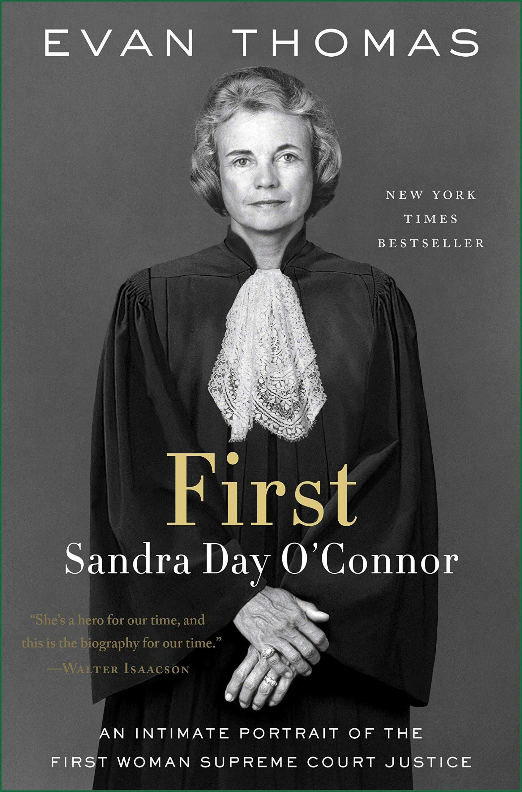 Sandra Day O'connor Life Timeline