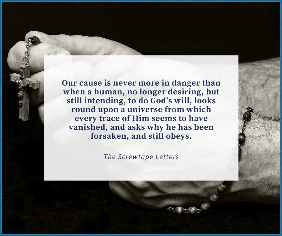 Screwtape Letters Quotes And Meanings