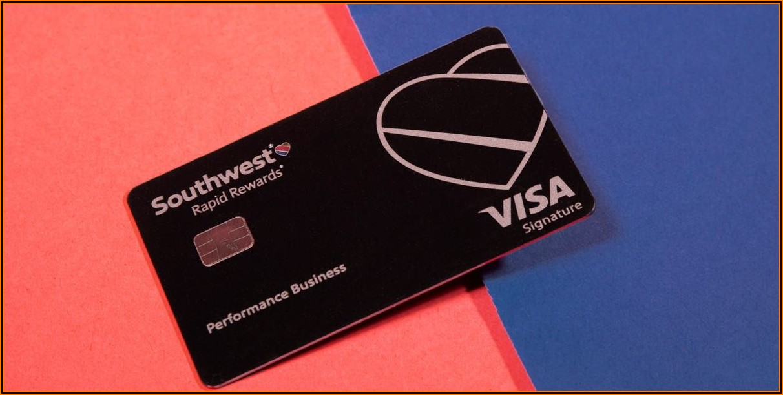 Southwest Business Card Benefits