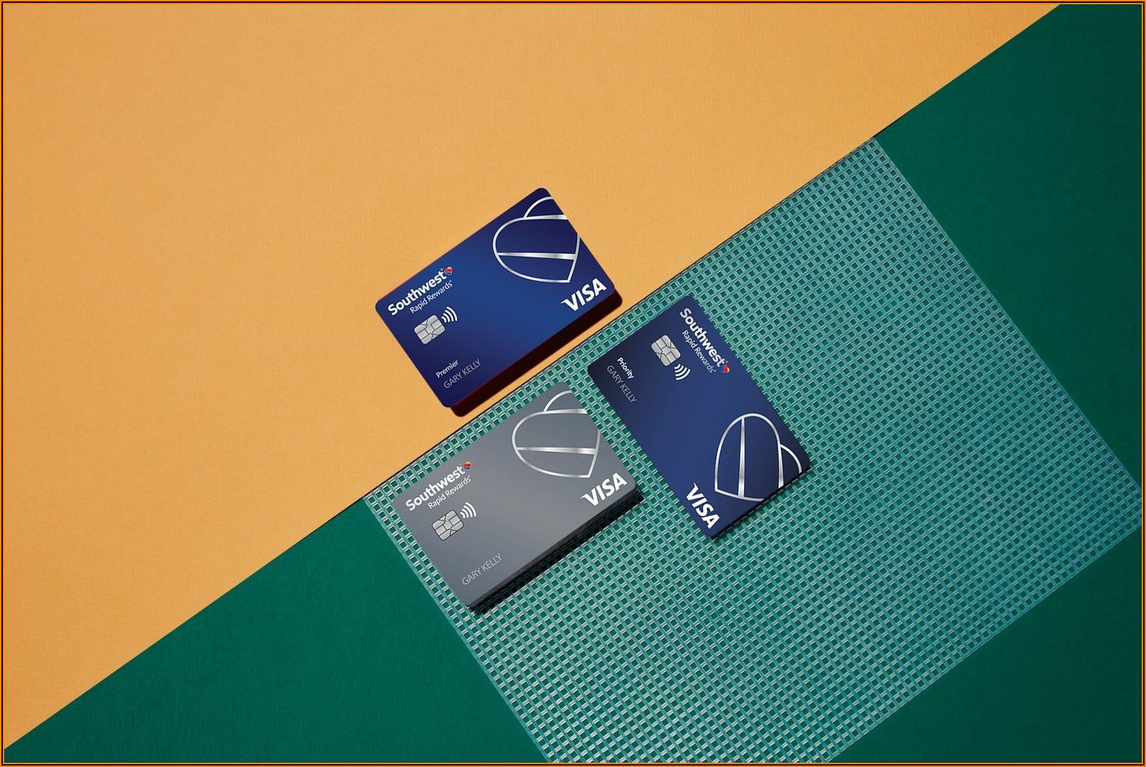 Southwest Rapid Rewards Plus Business Card