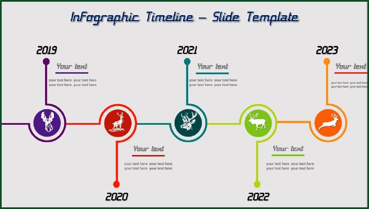 Timeline Ppt Slide Template