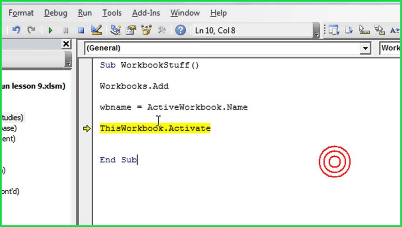 Vba Open New Workbook And Save As