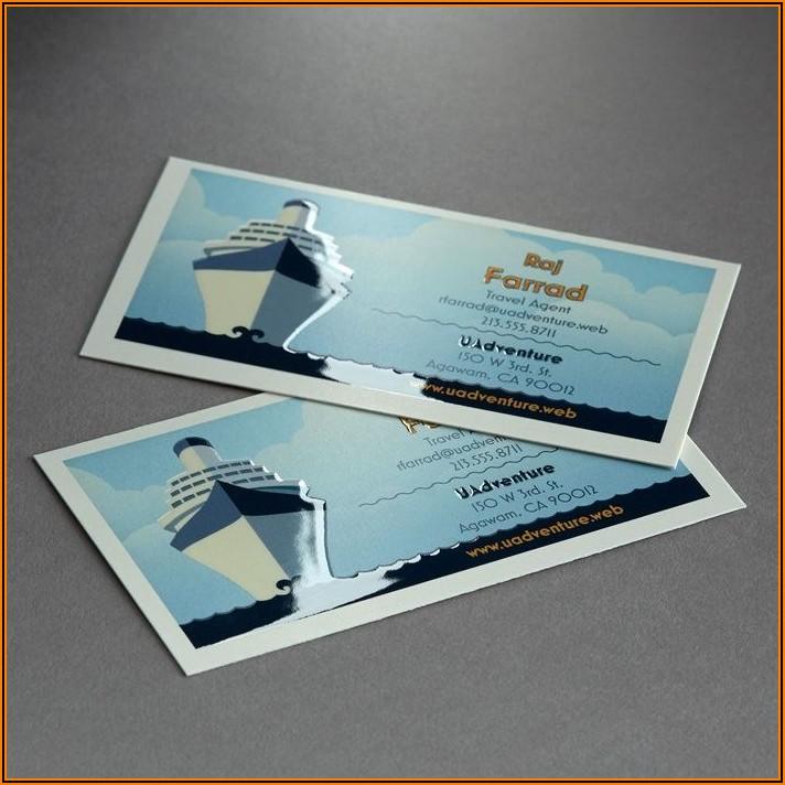 Vistaprint Linen Business Cards Review