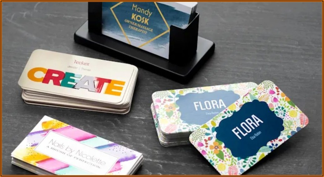 Vistaprint Ultra Thick Business Cards Review