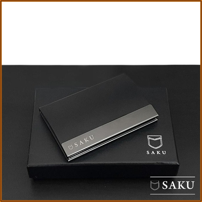 Where To Buy Portable Business Card Holder