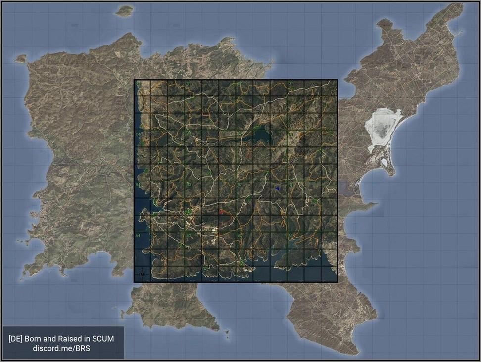 Witcher 3 Map Comparison