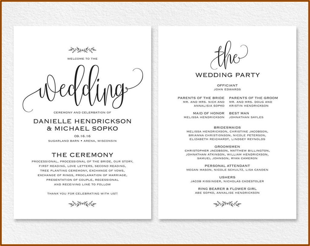 Word Templates For Invitations Free