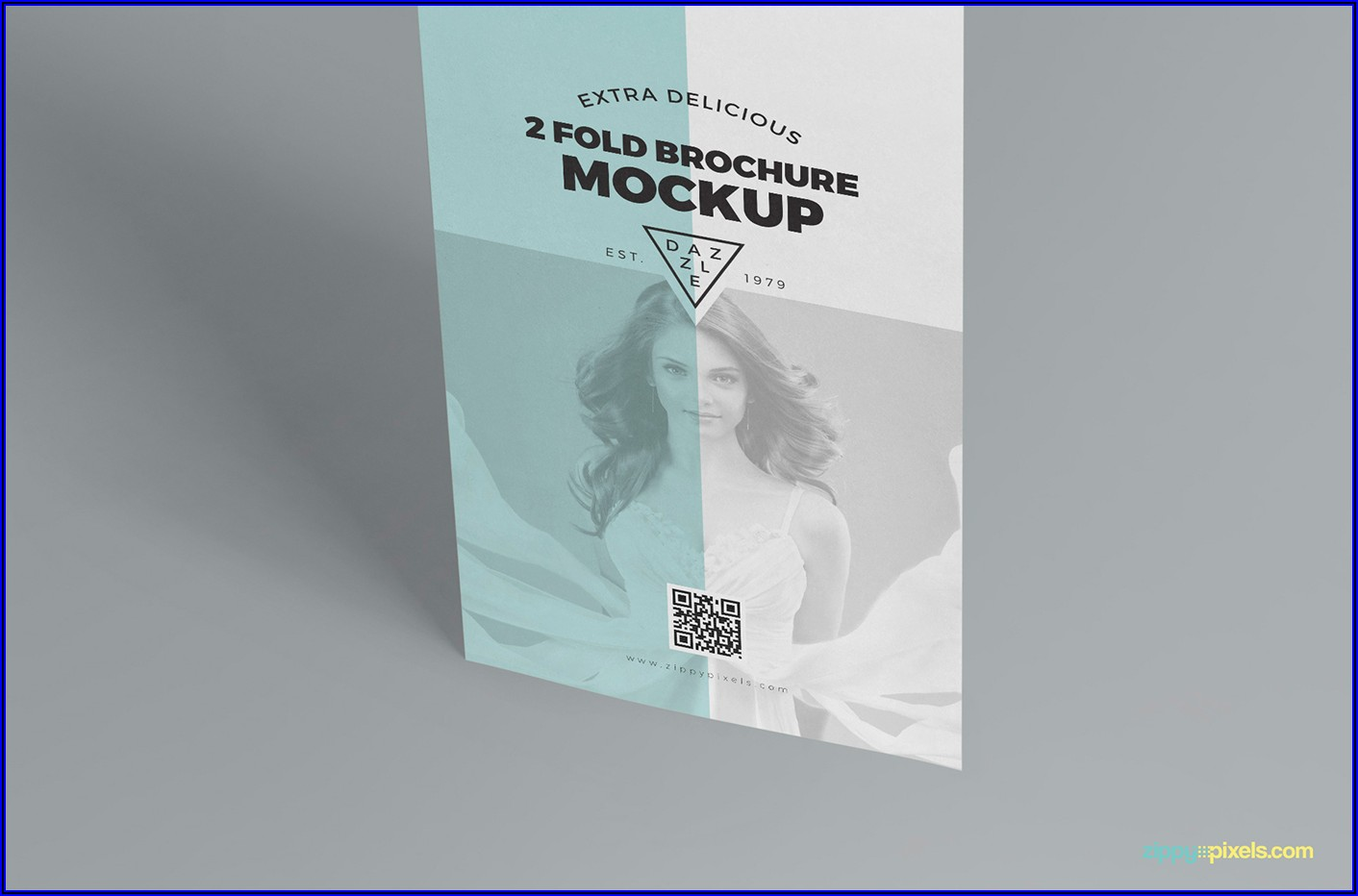 2 Fold Brochure Templates Free Download