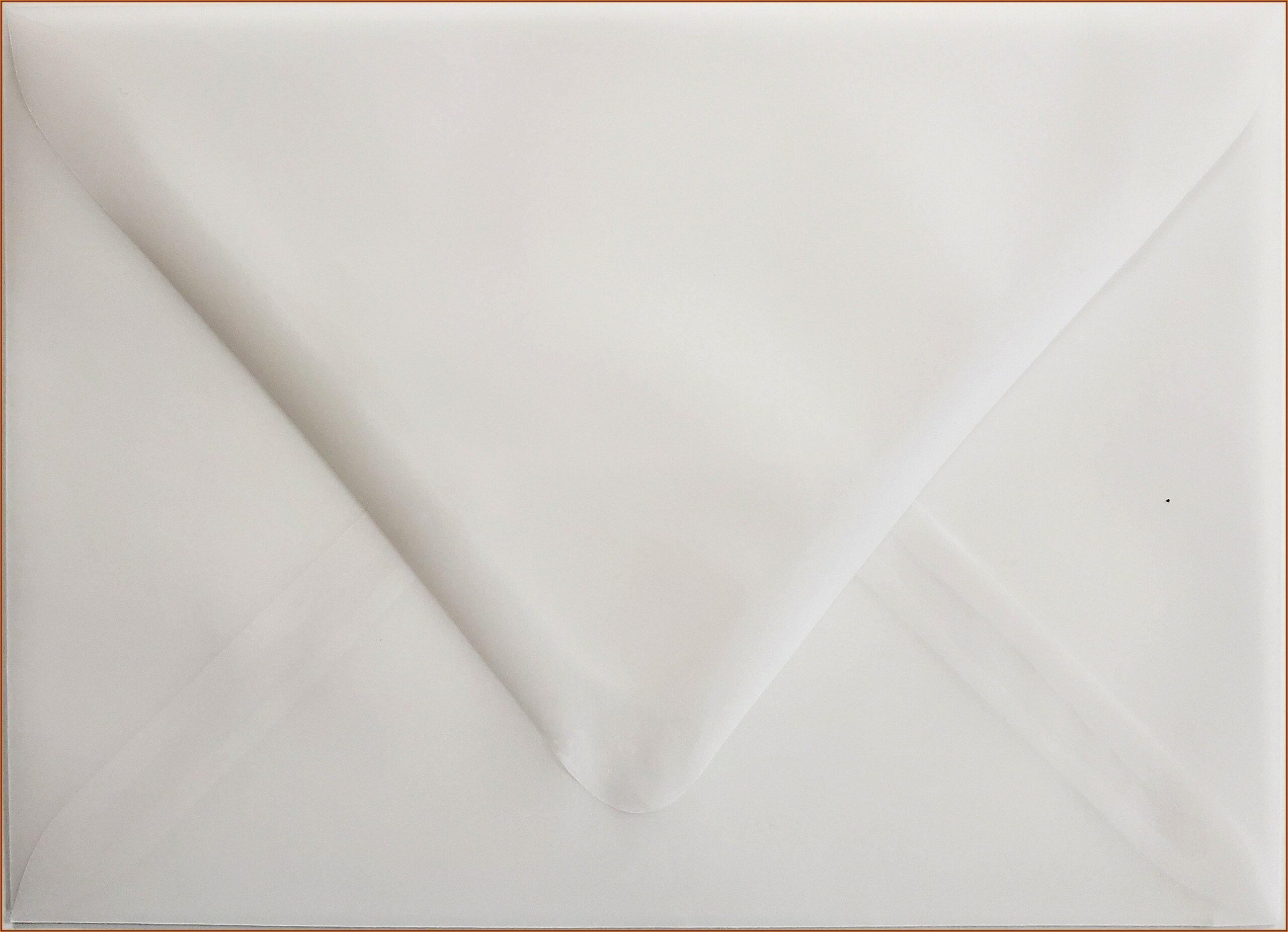 4 34 X 7 12 Envelopes