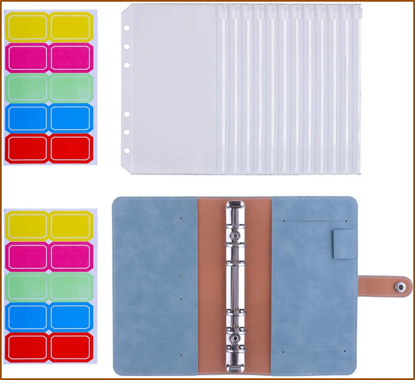 4 X 7 Clear Envelopes