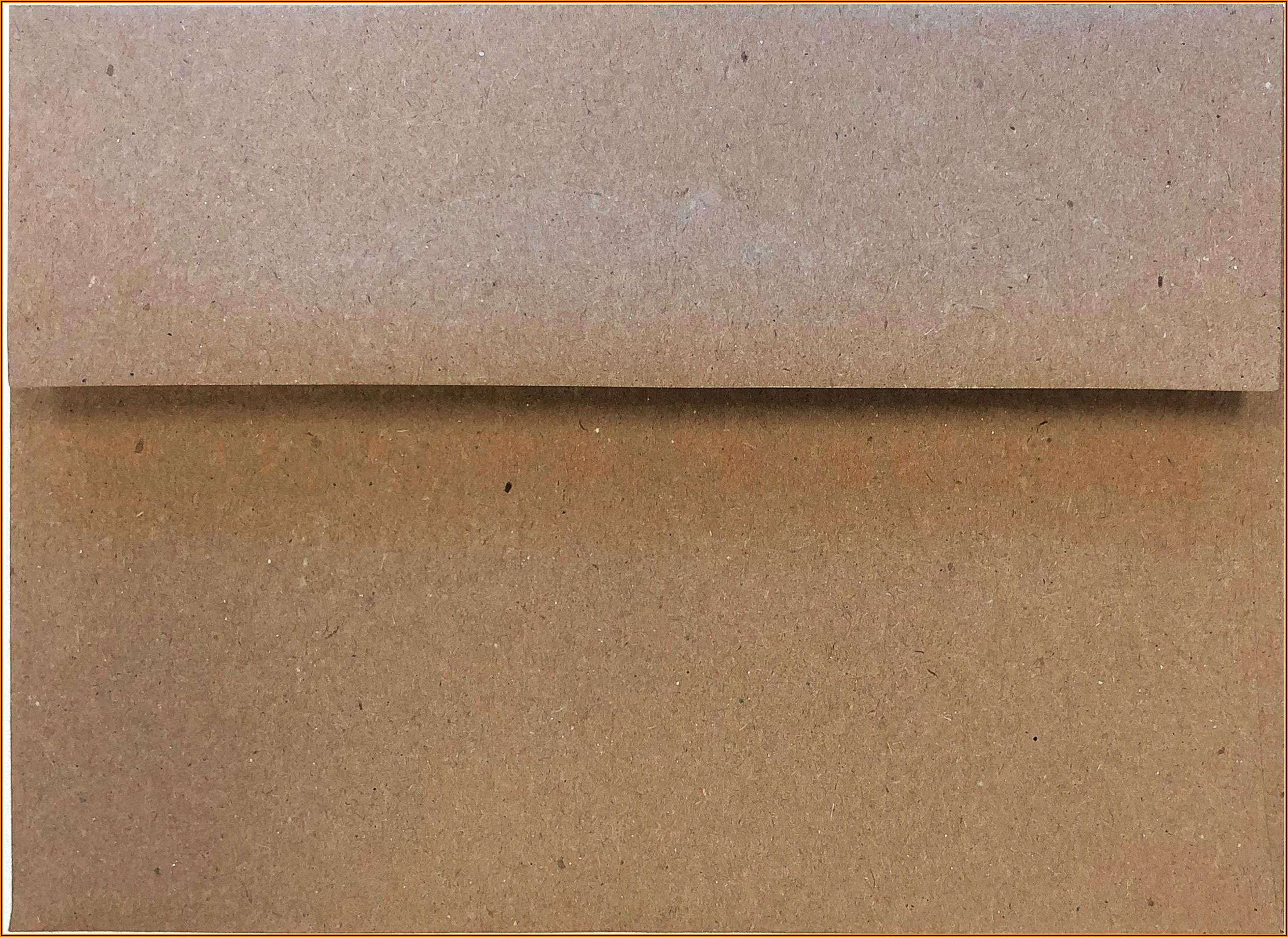 4 X 7 Envelopes