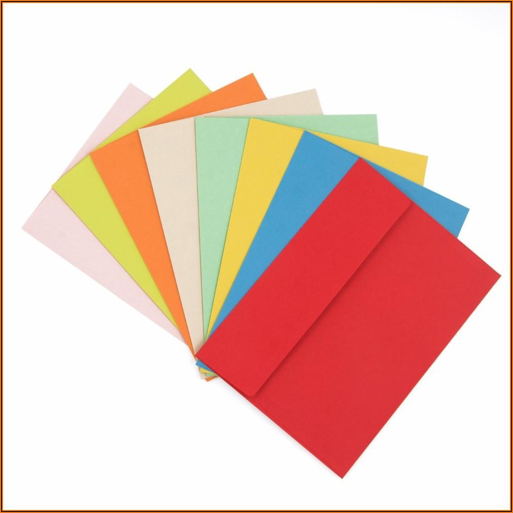 4 X 7 Inch Envelopes