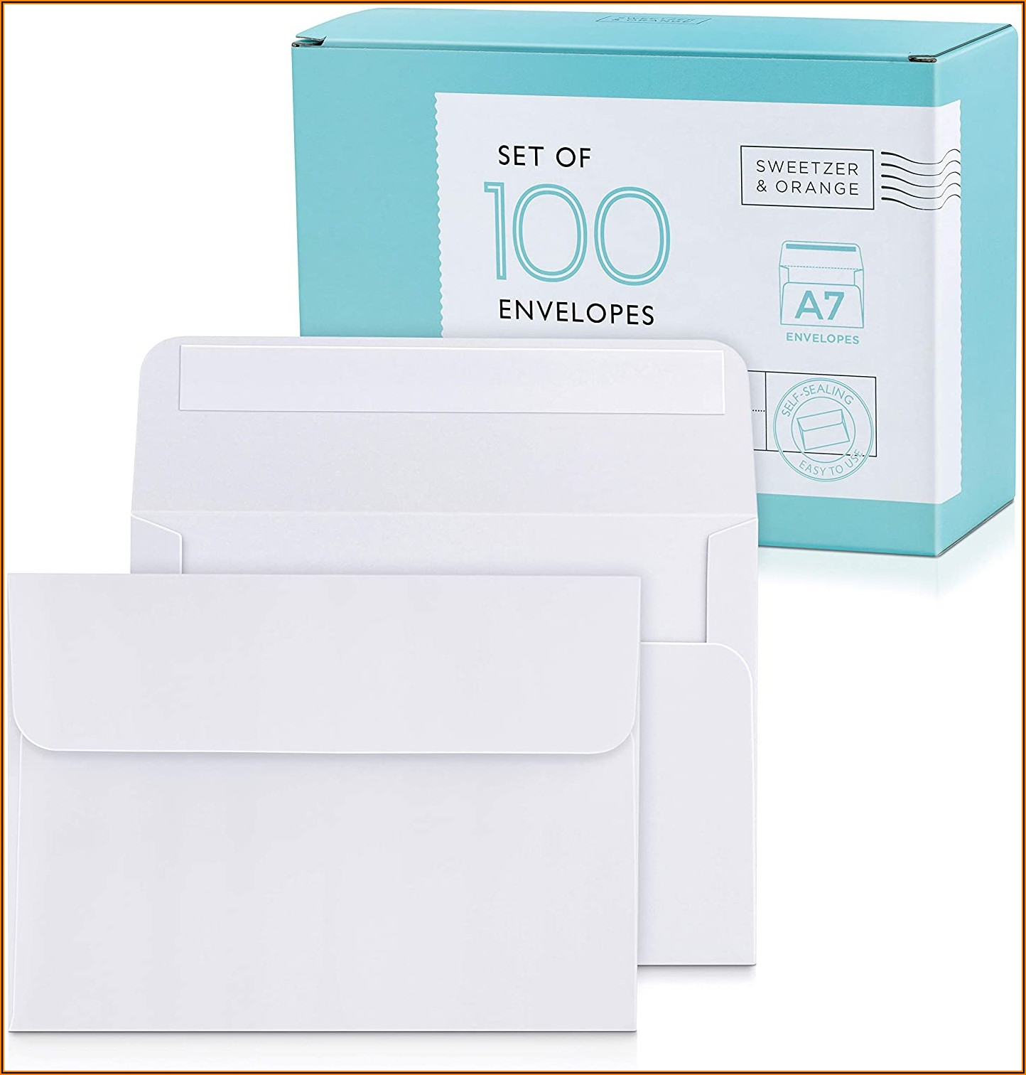 5x7 Blank Invitations And Envelopes