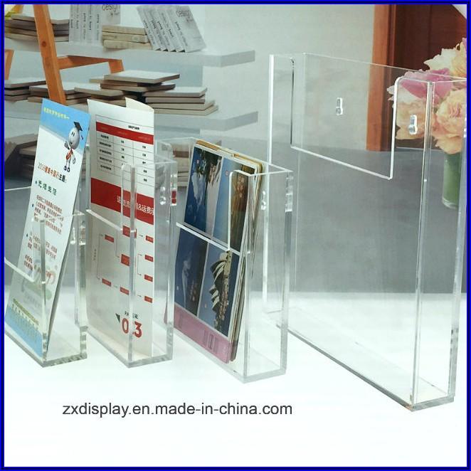Acrylic Wall Brochure Display