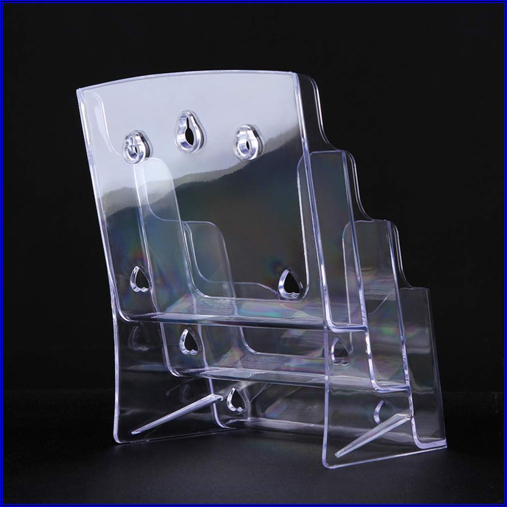 Acrylic Wall Pamphlet Holder