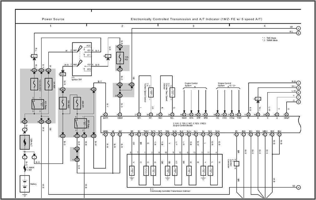 Air Circuit Breaker Control Wiring Diagram