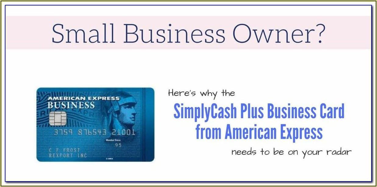 American Express Blue Business Card Benefits
